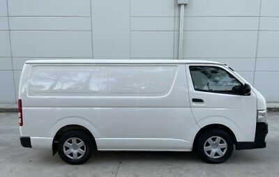 AU20000 • Buy Toyota Hiace 2011 Van 3 Seater Automatic 2.7l Petrol Clean Inside Out Reliable