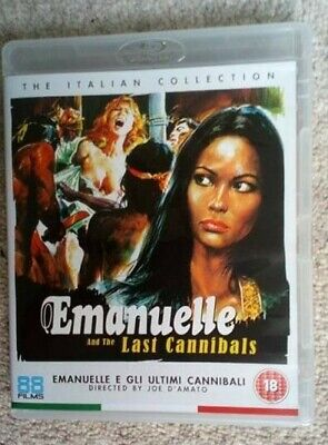 £9.99 • Buy Emanuelle And The Last Cannibals (Blu Ray)