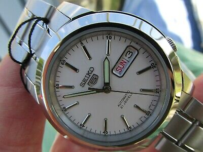 $ CDN77.99 • Buy Superb Seiko Automatic SNKE49K1 Brand NEW With Tag And Box