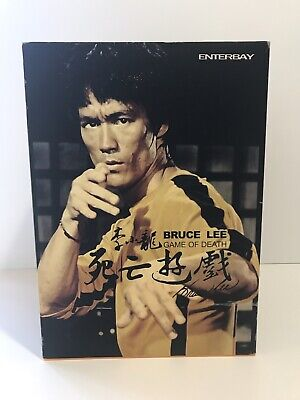 $675 • Buy 2011 Bruce Lee Game Of Death Behind The Scene Enterbay 1:6 Scale Figure GOD-3648