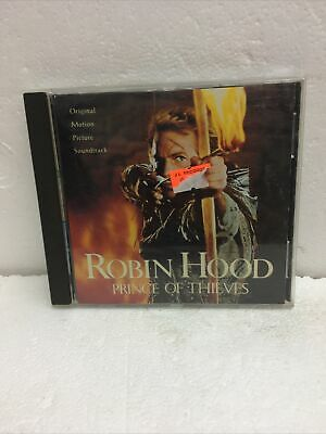 £1.61 • Buy Robin Hood, Prince Of Thieves [Original Motion Picture Soundtrack] By Michael...