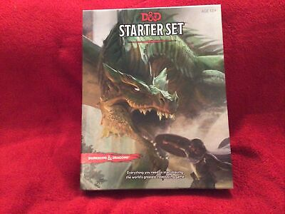 £16.99 • Buy Dungeons & Dragons: Starter Set, Complete , Never Been Played With.