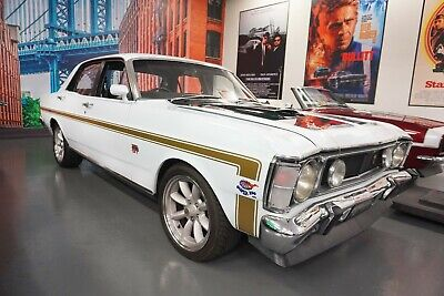 AU159995 • Buy Genuine 1970 XW GT FORD FALCON | Matching Numbers