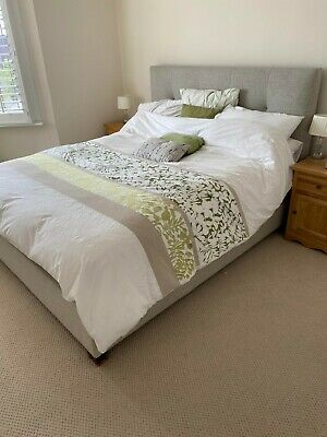 £165 • Buy Super King Size Bed - Storage Bed (with Or Without Mattress) Excellent Condition