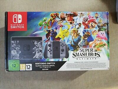 $ CDN427.47 • Buy Nintendo Switch Super Smash Bros Ultimate Edition
