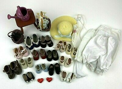 $ CDN20.56 • Buy Porcelain Doll Accessories Lot Shoes Bloomers Varying Sizes Art Crafts