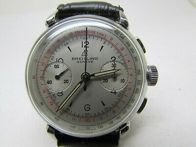 $ CDN677.15 • Buy Vintage Breitling Chronograph Wind Movement  Men Watch