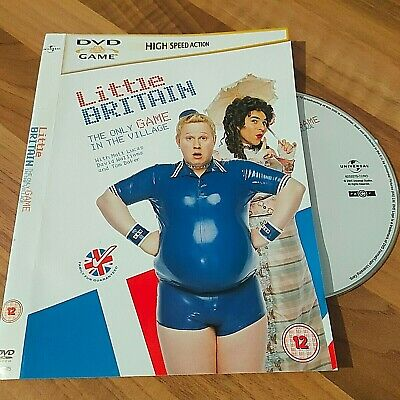£1.75 • Buy Little Britain - The Only Game In The Village DVD No Case