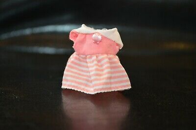 £3 • Buy Sylvanian Families - Clothing Spares - Childs Pink Dress - Sy464