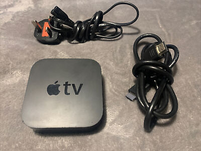 AU136.01 • Buy Apple Tv A1625 4th Generation 32gb Hd Media Streamer No Remote - Used
