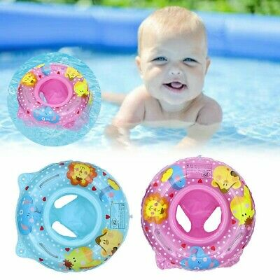 £6.01 • Buy Baby Swimming Ring Inflatable Float Seat Toddler Kid Water Pool Swim Aid Toys
