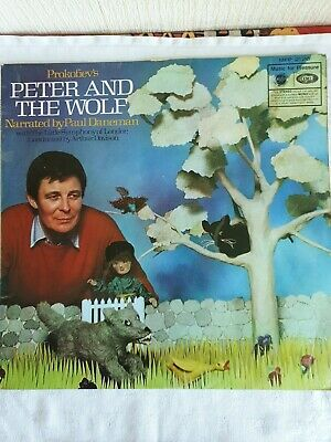 £0.99 • Buy Prokofiev Peter And The Wolf