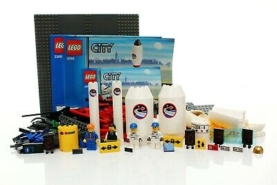£64.89 • Buy Lego Town City Space Port Set 3368 Space Center 100% Complete +instructions 2011