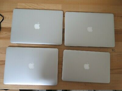 $ CDN270 • Buy Lot Of 4 Apple MacBook Air Laptops UNTESTED As-Is/For Parts/Repair A1370 A1466