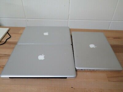 $ CDN325 • Buy Lot Of 3 Apple MacBook Pro Laptops UNTESTED As-Is/For Parts/Repair A1286