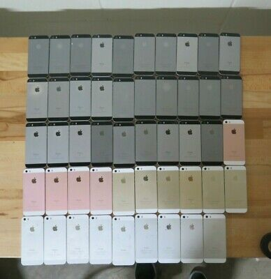$ CDN225.50 • Buy Lot Of 49 Apple IPhone 5, 5S, SE As-Is/Broken/For Parts UNTESTED A1723 A1533