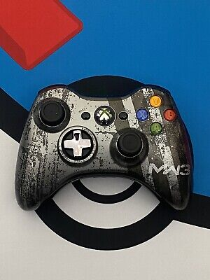 £24.99 • Buy Call Of Duty MW3 Modern Warfare 3 Controller Game Pad For Xbox 360 TESTED