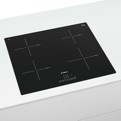 £299 • Buy Bosch Serie 4 PUE611BF1B Electric Hob Induction 4 Zones Touch Control HW175063