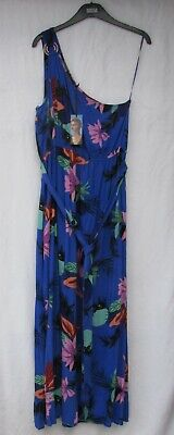 £16.50 • Buy Ladies Marks And Spencer Autograph Floral Maxi Beachwear Sundress Size 16