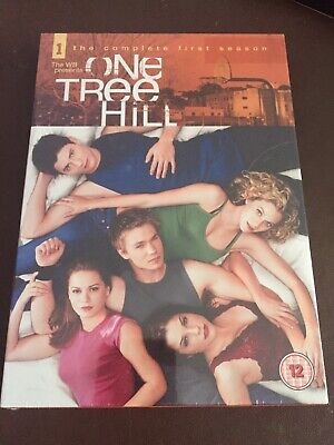 £4 • Buy One Tree Hill - Complete First Season / Series 1 (2005) New/sealed 6 Dvd Set  R2