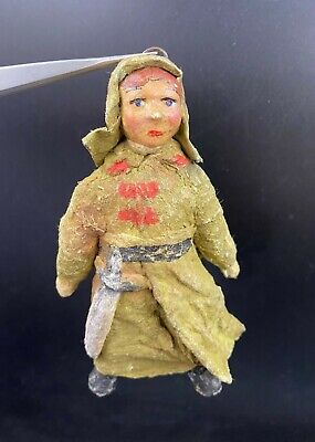 $ CDN27.90 • Buy USSR Christmas Tree Toy Ornament  Vintage Decoration Cotton Soldier With Saber