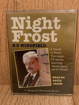 £5.49 • Buy Night Frost By R. D. Wingfield : 2 Cassette Tapes : NEW & FACTORY SEALED