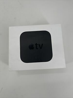 AU162.18 • Buy Apple TV A1842 (5th Generation) 32GB HD Media Streamer - Black (MQD22LL/A)