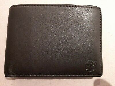 $ CDN17.02 • Buy Timberland Mens Leather Wallet