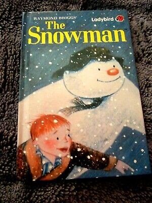 £3 • Buy Ladybird Book - The Snowman By Raymond Briggs (First Edition)