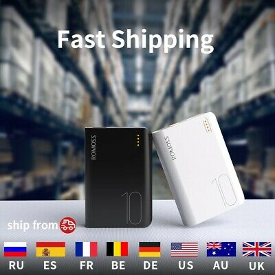AU38.60 • Buy  Portable Charger 10000mah Power Bank External Battery