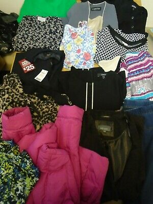 £29.99 • Buy Women's Bundle Clothing Bag Women's Size UK 12 15 Items Some New With Tags VGC