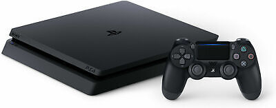 AU77.22 • Buy Sony PlayStation 4 (PS4) Slim 1tb Black Console & Accessories! 6 Month Warranty!