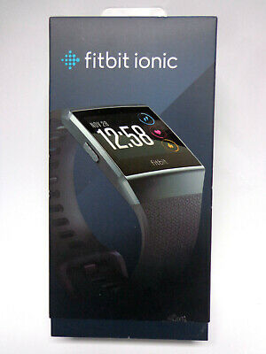 AU242.22 • Buy Fitness Smartwatch - Fitbit Ionic (1,42  )( With Boxed) 11258698