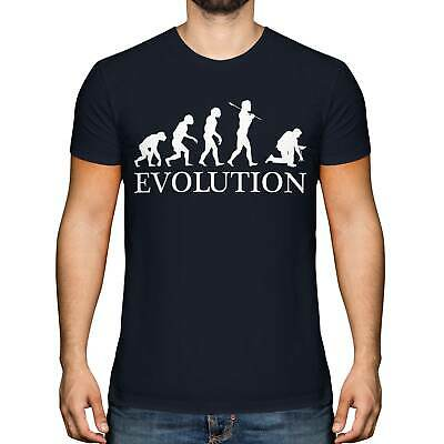 £10.95 • Buy Electrician Evolution Mens T-shirt Tee Top Gift Workwear Gift S