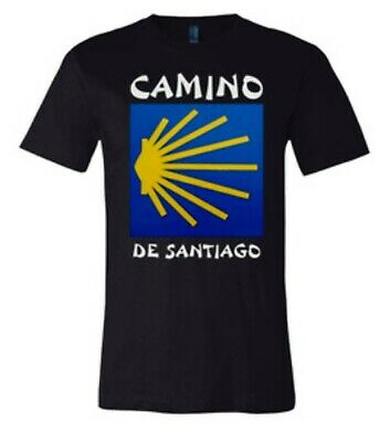 £19.99 • Buy Camino De Santiago  Unisex T Shirt Small