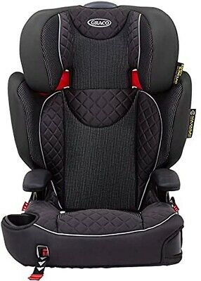 £62.85 • Buy Graco Affix High Back Booster Car Seat With ISOCATCH Connectors 15-36kg