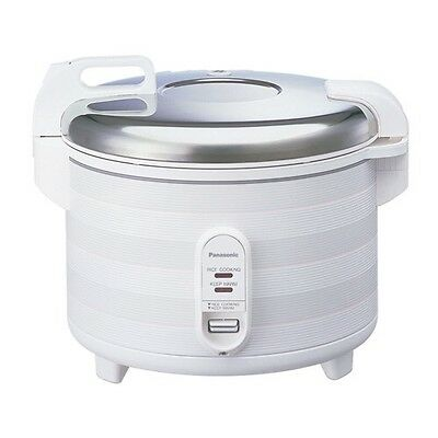 £276 • Buy Panasonic Commercial Rice Cooker 3.6 Litres Designed In Japan