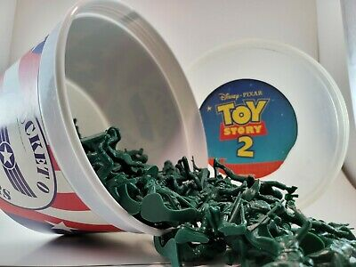 £17.69 • Buy Disney Toy Story Signature Collection Bucket O Soldiers 73 Soldiers