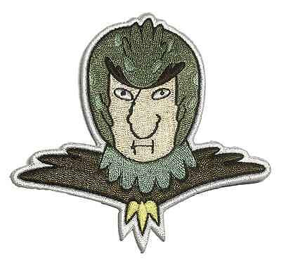 £3.98 • Buy Rick And Morty Birdperson 3  Tall Embroidered Costume Patch Adult Swim