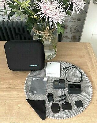 $ CDN315.35 • Buy GoPro HERO5 BLACK With Voice Control + Accessories  Excellent, Hardly Used Cond