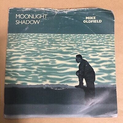 £1.99 • Buy Mike Oldfield, Moonlight Shadow - 1983 - 7 Inch Vinyl