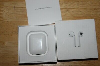 $ CDN39.99 • Buy Apple AirPods 2nd Generation With Charging Case - White