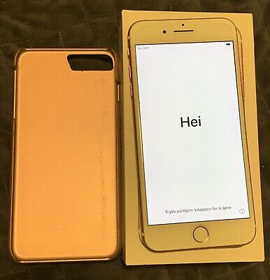 AU286.73 • Buy Apple IPhone 7 Plus 256GB Rose Gold Verizon Unlocked