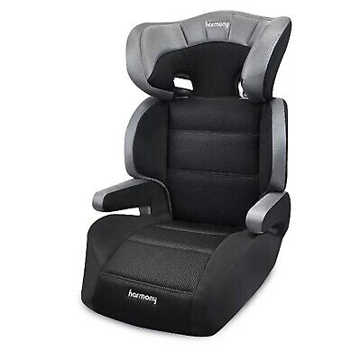 £27.99 • Buy Harmony Dreamtime Deluxe High Back Booster Car Seat Group 2/3-  Silver Tech NEW