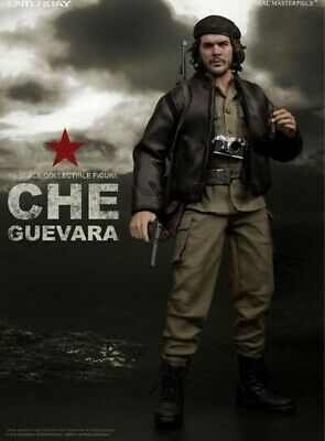 $599.99 • Buy Enterbay 1/6 Scale CHE GUEVARA EB-RM1034 Real Masterpiece Action Figure W/box