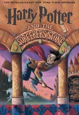 $ CDN1.20 • Buy Harry Potter And The Sorcerer's Stone By J.K. Rowling (English) Paperback Book F