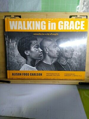 $ CDN48.66 • Buy Walking In Grace Miracles In A City Of Angels Hardcover Alison Fogg Carlson NEW