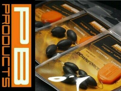 £7.99 • Buy PB Products Downforce Tungsten Contra Liners *ALL SIZES* Carp Fishing Beads