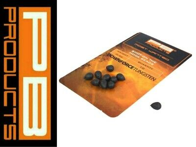 £4.49 • Buy PB Products Downforce Tungsten Shot On The Hook Beads *ALL SIZES* Carp Fishing