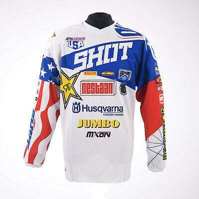 £149.99 • Buy Thomas Covington Official Jersey For Team Usa Mx Of Nations 2017 Great Britain